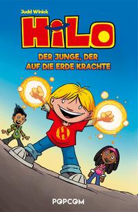 Hilo – ein Comic von Judd Winick