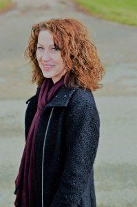 Hat große Pläne: Sandra Schwarzer (Foto: Sandra Schwarzer)
