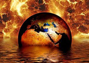 Weltuntergang (Foto: geralt / pixabay.de)