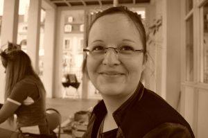 Bleibt ihrem Genre treu: Autorin Diana Dettmann (Foto: Diana Dettmann)