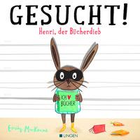 Gesucht! Henri, der Bücherdieb – Emily MacKenzie