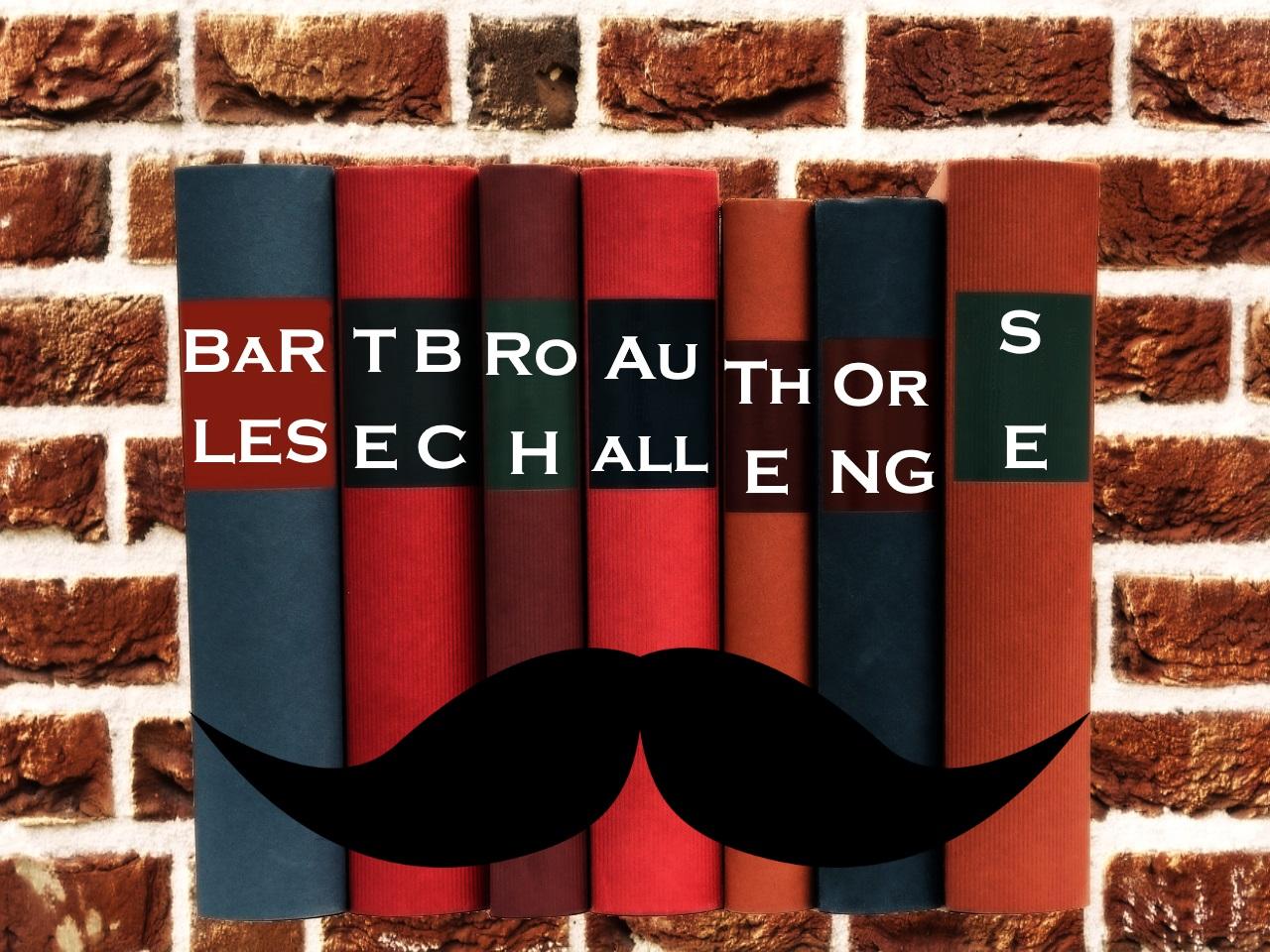 Die BartBroAuthors-Lesechallenge