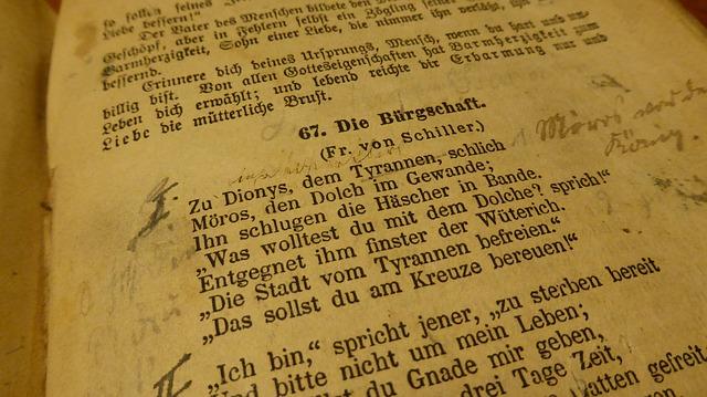 Weimarer Klassik – Die Epoche des Mittelwegs