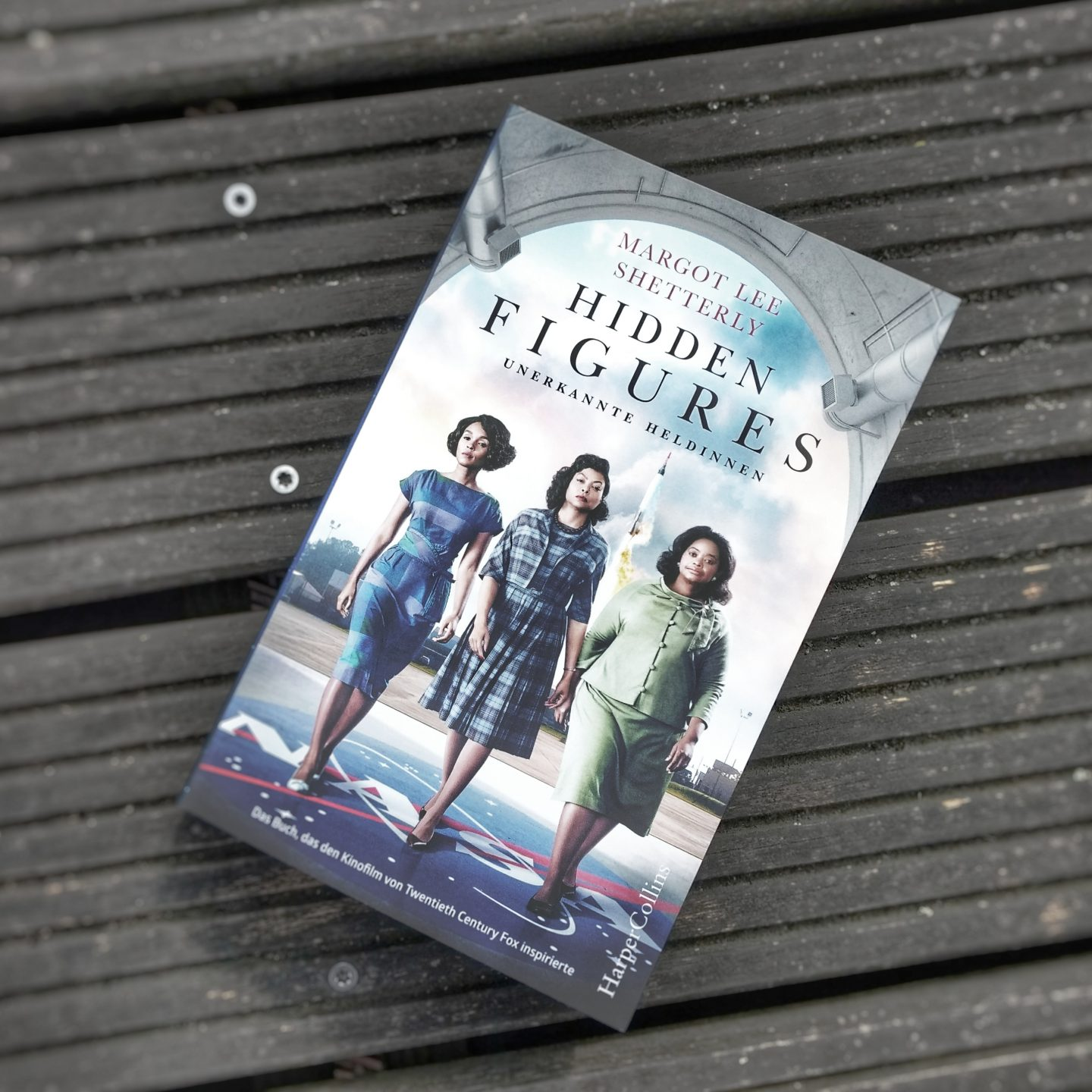 Hidden Figures – Margot Lee Shetterly