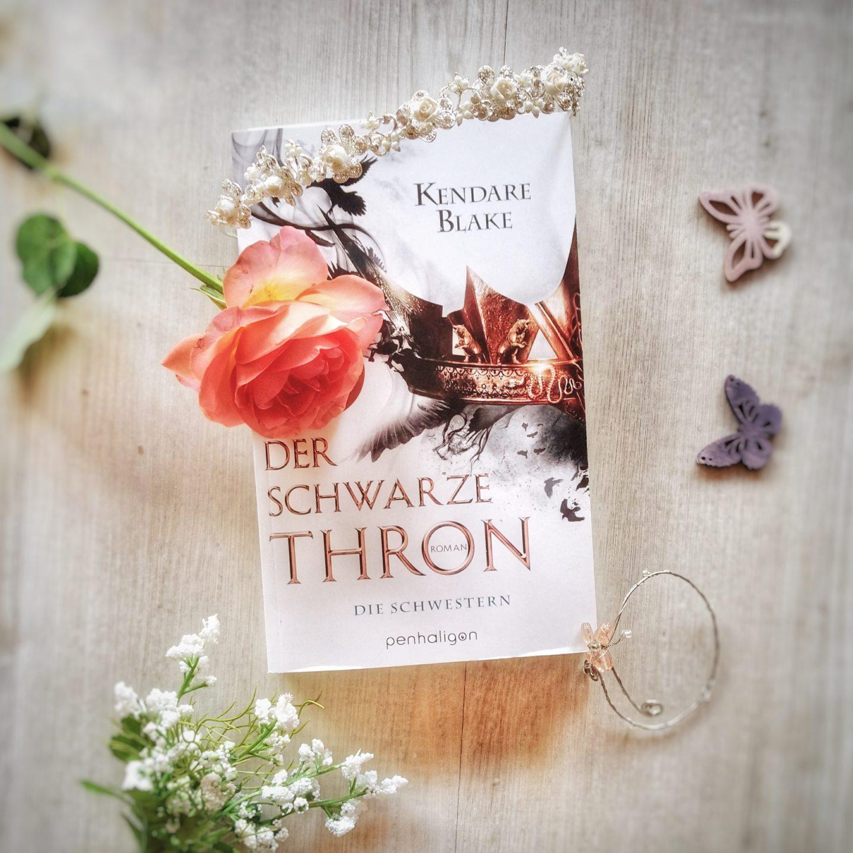 Der schwarze Thron – Kendare Blake