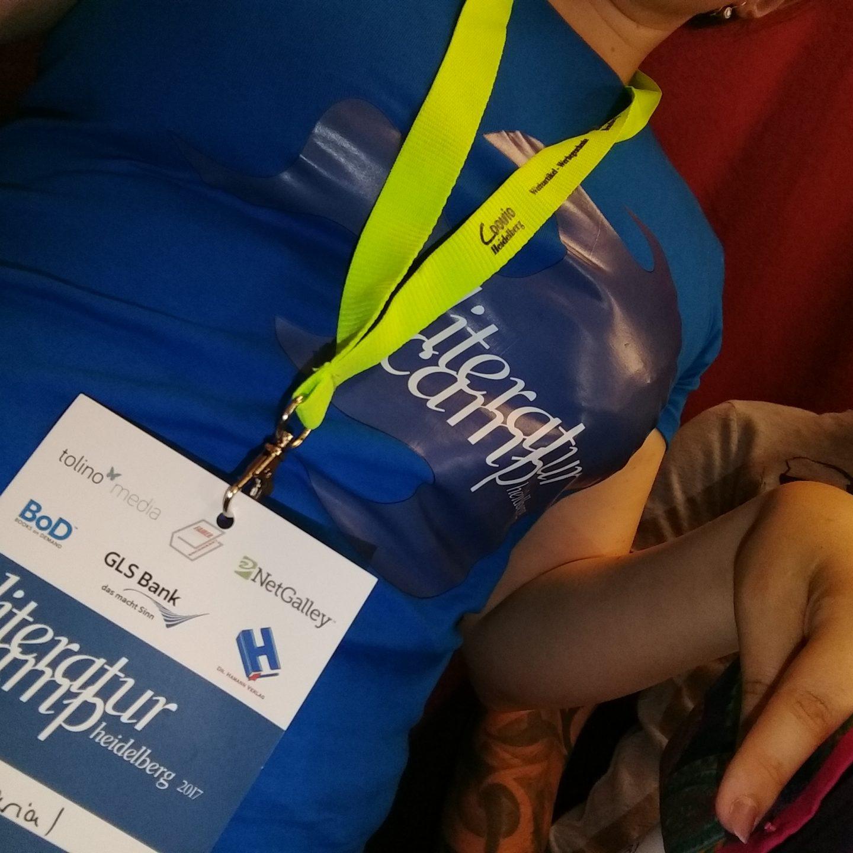Buchblogger, Literaturwissenschaft, Berlin und #litcamp17