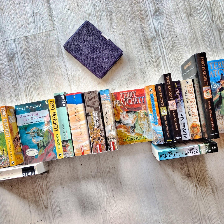 #Buchpassion: Mein Lesen mit Terry Pratchett
