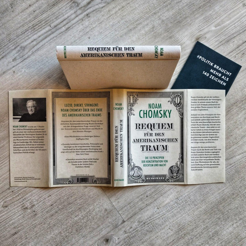 Requiem für den amerikanischen Traum – Noam Chomsky