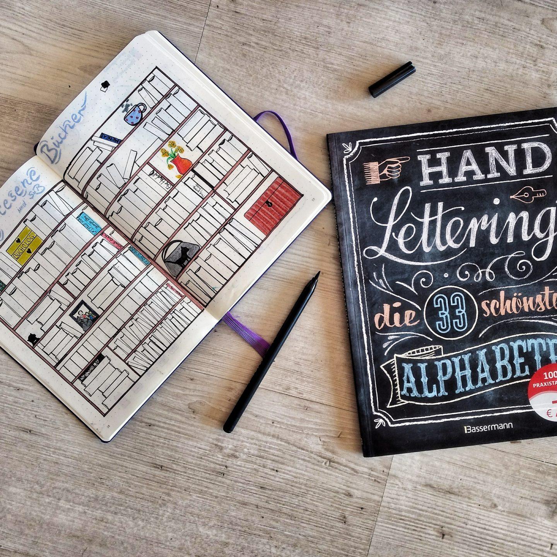 Handlettering – die 33 schönsten Alphabete
